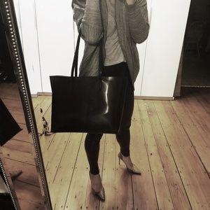 Zara Shopper Bag w/ Pocket